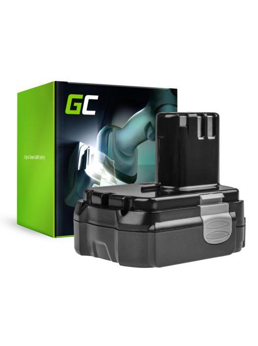 Kéziszerszám akkumulátor / akku Hitachi CJ14DL BCL1415 14.4V 1.5Ah