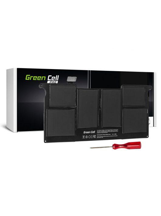 Green Cell Pro Laptop akkumulátor / akku Apple MacBook Air 11 A1370 A1465 (Mid 2011 Mid 2012)