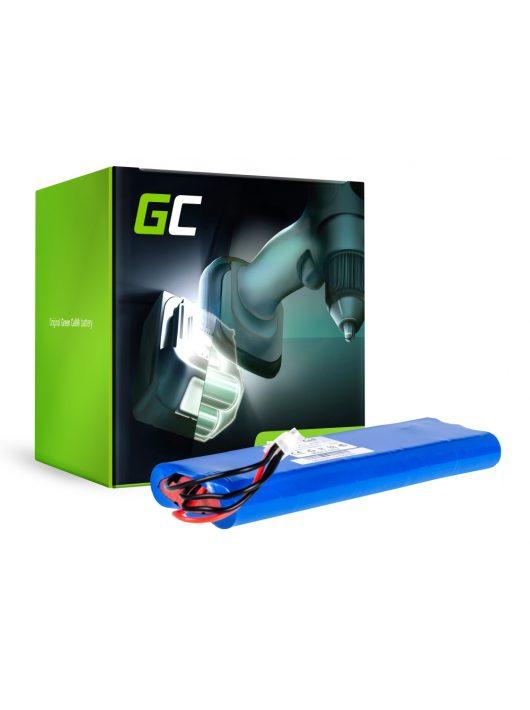 Green Cell Kéziszerszám akkumulátor / akku Husqvarna Automower 210C 220AC AU-18C AU-18V 18V 3.3Ah