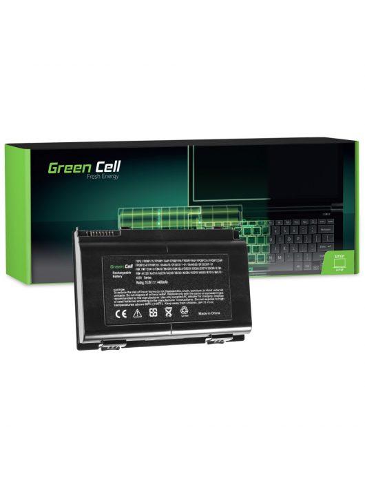 Laptop akkumulátor / akku Fujitsu LifeBook A8280 AH550 E780 E8410 E8420 N7010 NH570 FS27