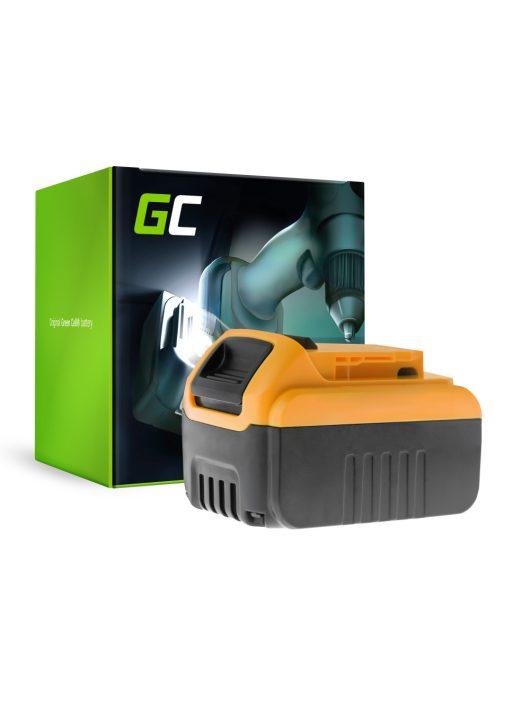 Kéziszerszám akkumulátor / akku Dewalt DCB184 DCB182 DCB180 18V 6Ah PT118