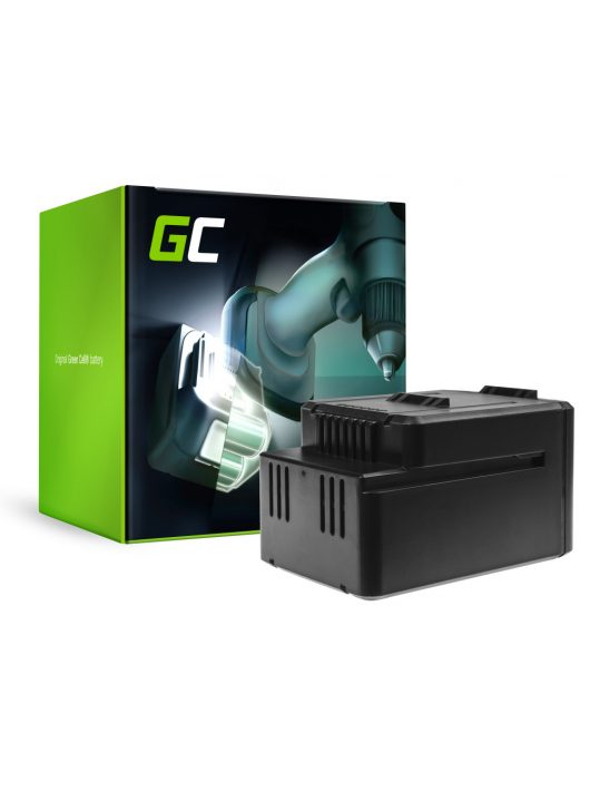 Green Cell Kéziszerszám akkumulátor / akku WORX WA3536 WG770 WG770E WG776 WG776E 40V 2Ah