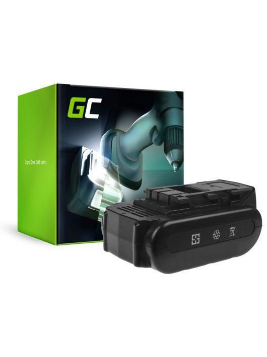 Green Cell Kéziszerszám akkumulátor / akku Panasonic EY9L40 EY9L41 EY9L41B EY9L42 14.4V 4Ah