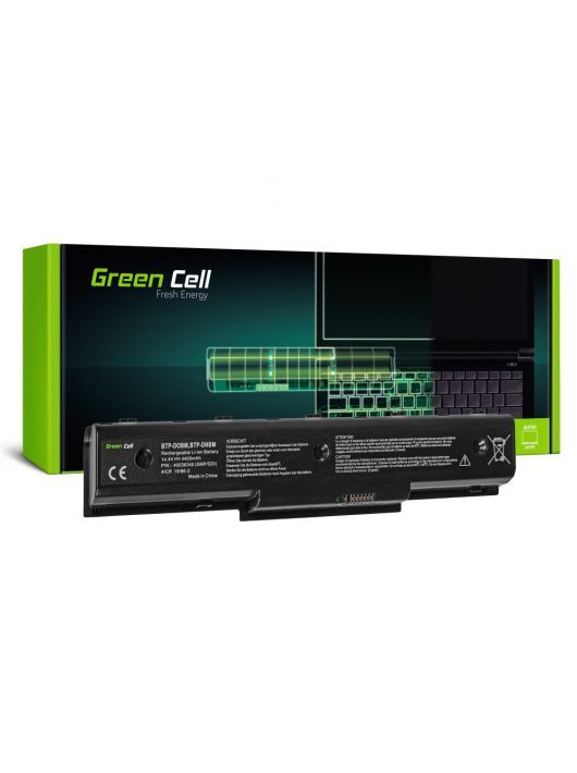 Green Cell Laptop akkumulátor / akku Medion Akoya E7218 P7624 P7812