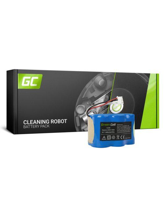 Green Cell akkumulátor / akku Ecovacs D66 D68 D73 D76 D650 D660 D680 D710 D720 D730 D760 6V 4.5Ah