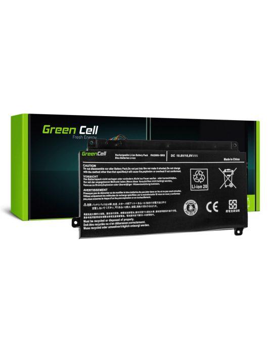 Green Cell Laptop akkumulátor / akku Toshiba Satellite Radius 15 P50W P55W Toshiba ChromeBook 2 CB30-B