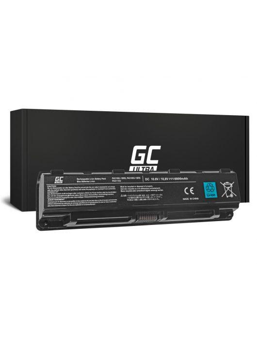 Green Cell Ultra Laptop akkumulátor / akku Toshiba Satellite C50 C50D C55 C55D C70 C75 L70