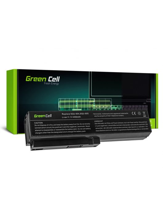 Green Cell Laptop akkumulátor / akku LG XNemte R410 R460 R470 R480 R500 R510 R560 R570 R580 R590