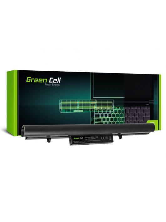 Green Cell Laptop akkumulátor / akku Haier 7G X3P Hasee K480N Q480S UN43 UN45 UN47