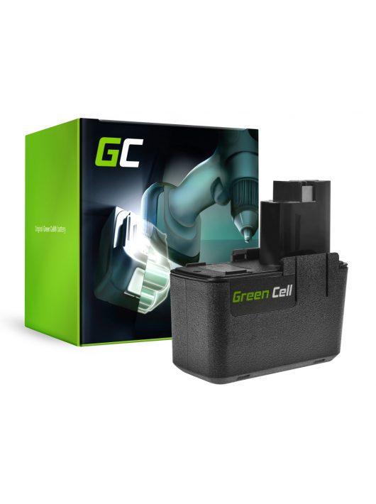 Green Cell Kéziszerszám akkumulátor / akku DeWalt BAT001 PSR GSR VES2 BH-974H 9.6V 2Ah