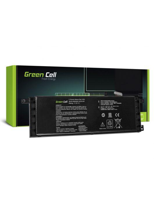 Green Cell Laptop  akkumulátor / akku Asus X553 X553M X553MA F553 F553M F553MA