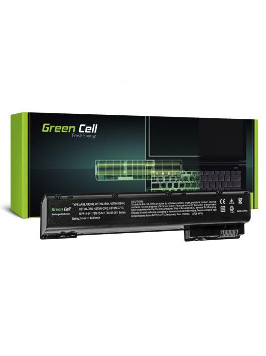 Green Cell Laptop  akkumulátor / akku HP ZBook 15, 17,  17 G2,  15 G2,