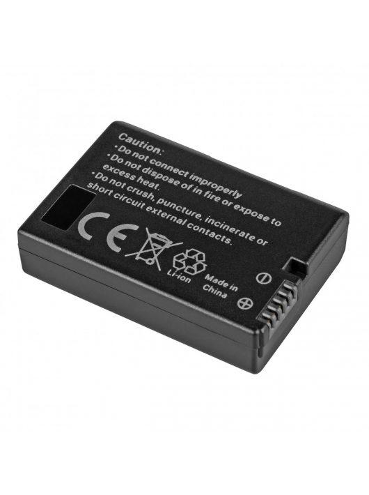 Digitális Kamera akkumulátor / akku Nikon D3200 D5100, D5200, D5300, D5500, Coolpix P7000, P7700, P7800 7.4V 1100mAh, D3300, CB44