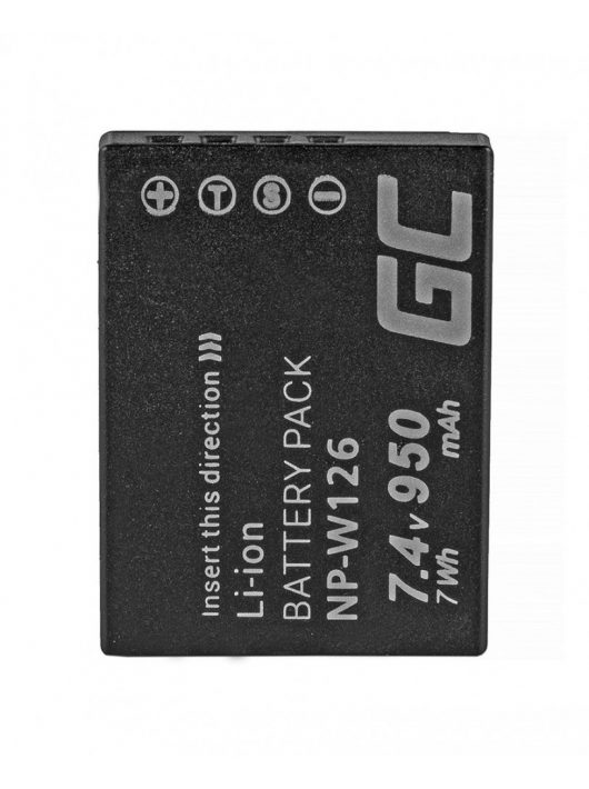 Digitális Kamera  akkumulátor / akku Fujifilm FinePix HS30EXR HS50EXR,  X-A1,  X-A3,  X-E1,  X-E2 7.4V 950mAh,  HS33EXR,