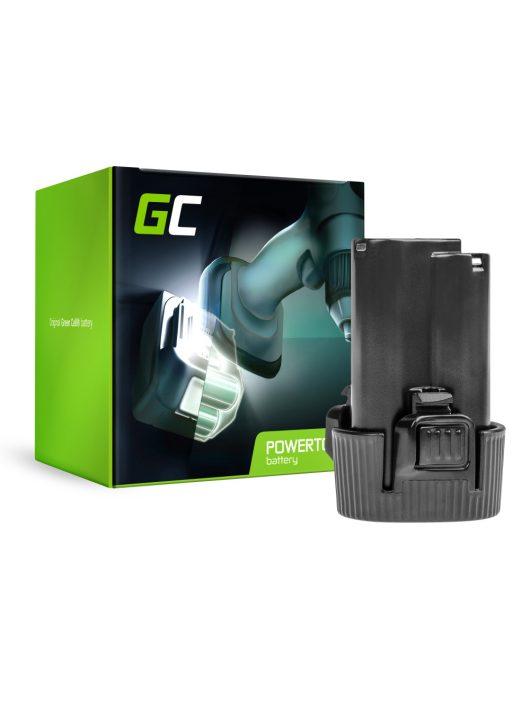 Green Cell Kéziszerszám akkumulátor / akku Makita DF030D DF330D TD090D JV100DWE
