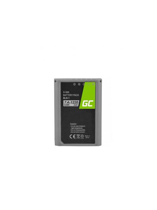 Digitális Kamera  akkumulátor / akku Olympus PEN-F EM5,  OM-D E-M5 Mark II 7.4V 1020mAh,  OM-D EM1