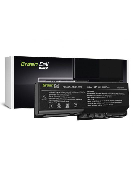 Green Cell PRO Laptop akkumulátor / akku Toshiba Satellite Pro L350 P200 P300 PA3536U-1BRS 10.8V