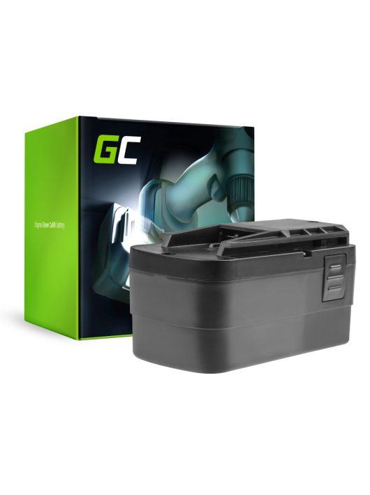 Green Cell Kéziszerszám akkumulátor / akku Festool BPC12 12V 3Ah