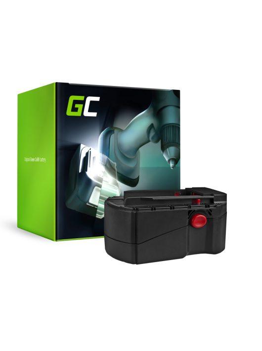 Green Cell Kéziszerszám akkumulátor / akku Hilti SFL24 24V 3Ah