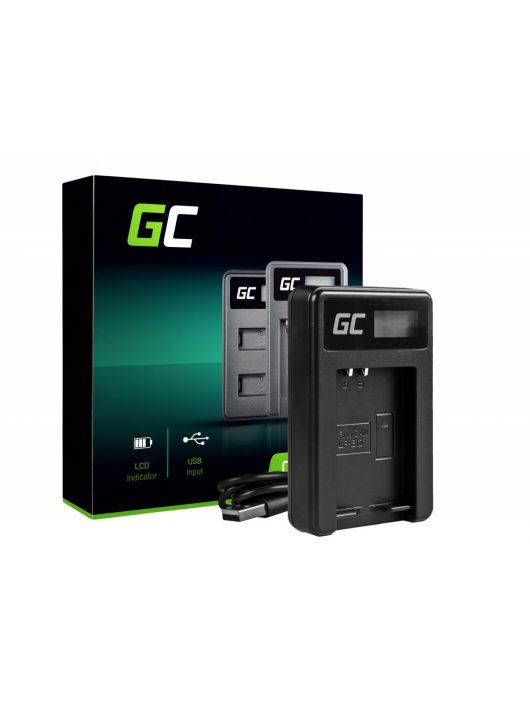 Green Cell akkumulátor / akku Töltő LC-E12  Canon LP-E12,  EOS100D,  EOS-M,  EOS M2,  EOS M10,  Rebel SL1,  EOS M100