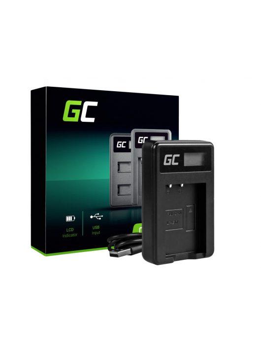 Green Cell akkumulátor / akku Töltő LC-E17  Canon LP-E17 750D,  760D,  8000D,  M3,  M5,  M6,  Rebel T6i,  Rebel T6s,  EOS Rebel T7i,  EOS 77D