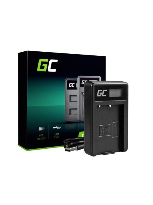Green Cell akkumulátor / akku Töltő MH-23 Nikon EN-EL9 D40X,  D60,  D3000,  D5000,  DSLR D40
