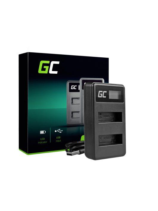 Green Cell akkumulátor / akku Töltő AHBBP-401  GoPro AHDBT-401 HD Hero4