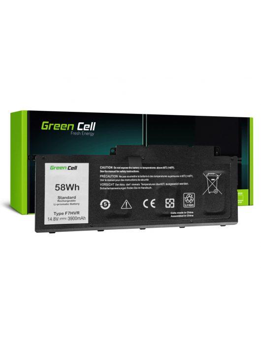 Green Cell Laptop akkumulátor / akku Dell Inspiron 15 7537 17 7737 7746 Dell Vostro 14 5459