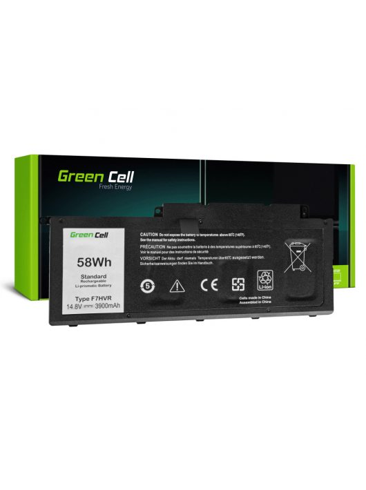 Laptop akkumulátor / akku Dell Inspiron 15 7537 17 7737 7746 Dell Vostro 14 5459 DE112