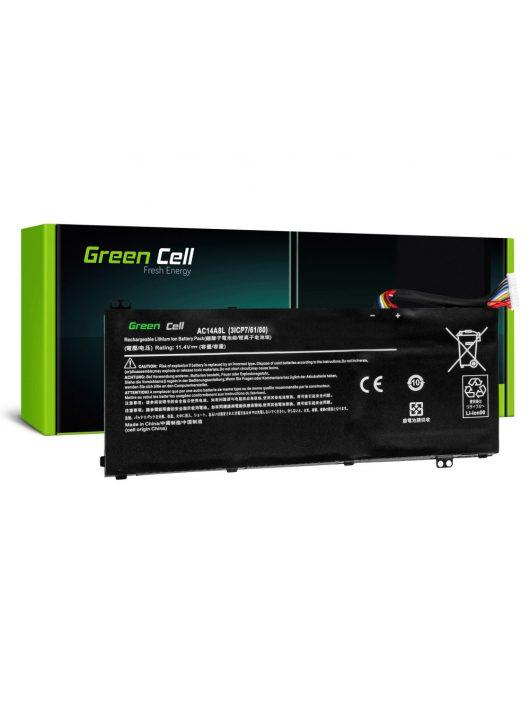 Green Cell Laptop akkumulátor / akku Acer Aspire Nitro V15 VN7-571G VN7-572G VN7-591G VN7-592G i V17 VN7-791G VN7-792G
