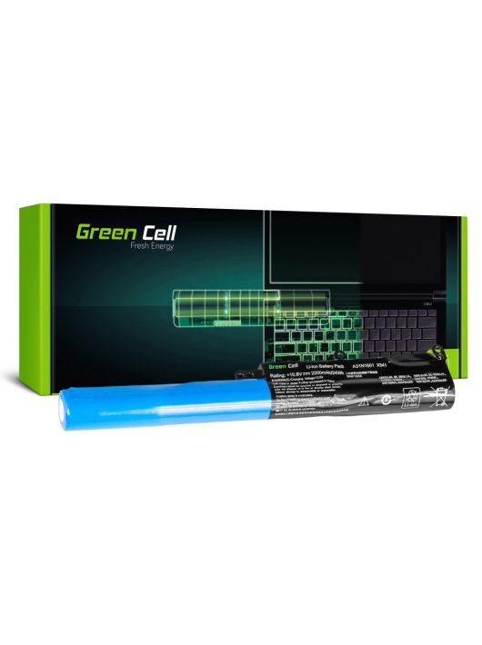 Green Cell Laptop akkumulátor / akku Asus R541N R541S R541U Asus Vivobook Max F541N F541U X541N X541S X541U