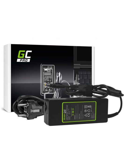 Green Cell PRO Töltő / Hálózati Töltőr HP NC6000  NX6100 NX8220 19V 4.74A
