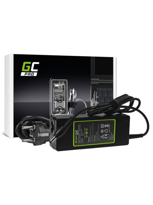Green Cell PRO Hálózati Adapter Töltő Samsung NP-P50 NP-P60 NP-M70 Pro R510 R530 R540 R580 RV511 19V 4.74A