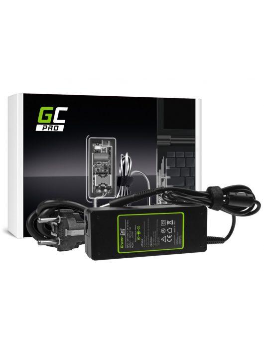 Green Cell PRO Hálózati Adapter Töltő HP Envy Pavilion DV4 DV5 DV6 Compaq CQ61 CQ62 19V 4.74A