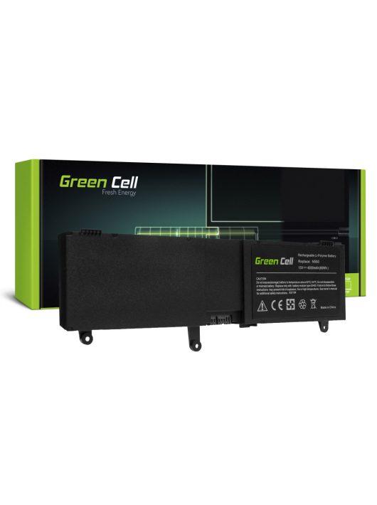 Green Cell Laptop akkumulátor / akku Asus ROG G550 G550J G550JK N550 N550J N550JV N550JK N550JA