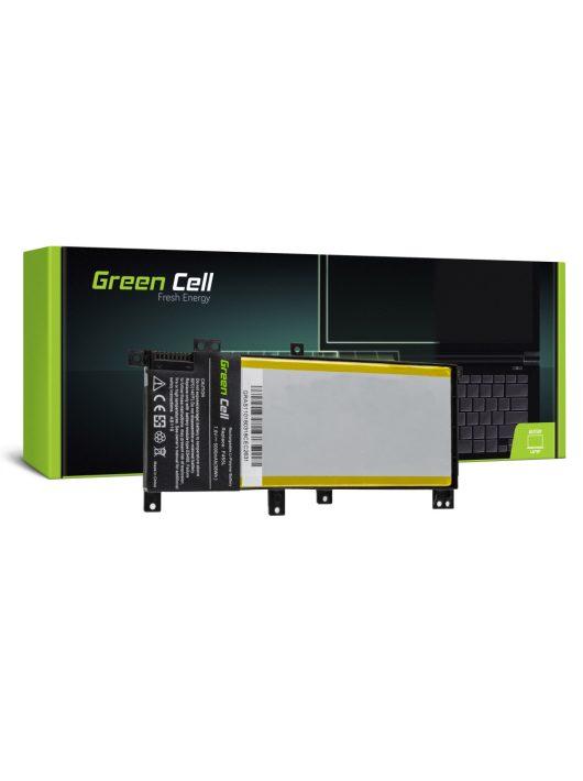 Green Cell Laptop akkumulátor / akku C21N1401  Asus F455L K455L R455L X455L