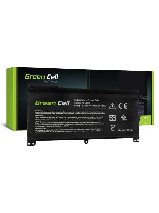 Green Cell Laptop akkumulátor / akku HP Omen 15-AX HP Pavilion x360 11-U 13-U M3-U HP Stream 14-AX 14-CB