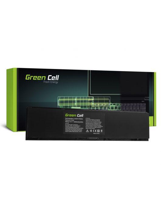 Green Cell Laptop akkumulátor / akku Dell Latitude E7440