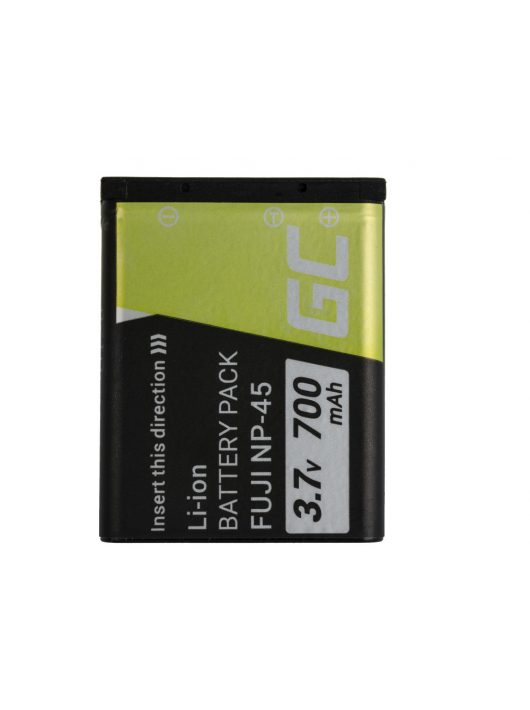 Digitális kamera akkumulátor / akku Nikon Coolpix AW100 AW110 AW120 S9500 S9300 S9200 S9100 S8200 S8100 S6300 3.7V 700mAh CB68