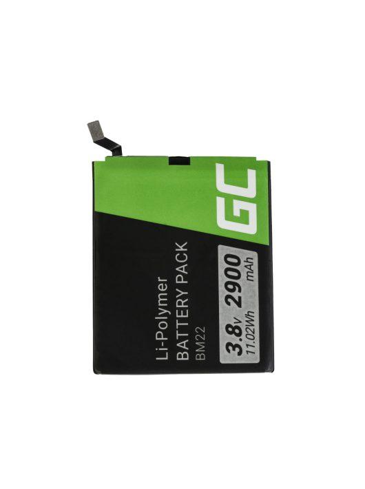 Green Cell akkumulátor / akku BM22  telefon Xiaomi Mi 5 Mi5 Pro