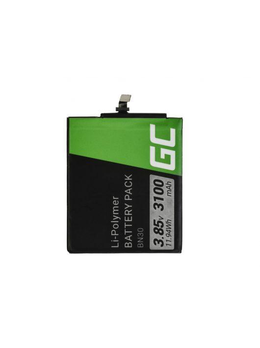 Green Cell akkumulátor / akku BN30  telefon Xiaomi Mi 4A Redmi 4A