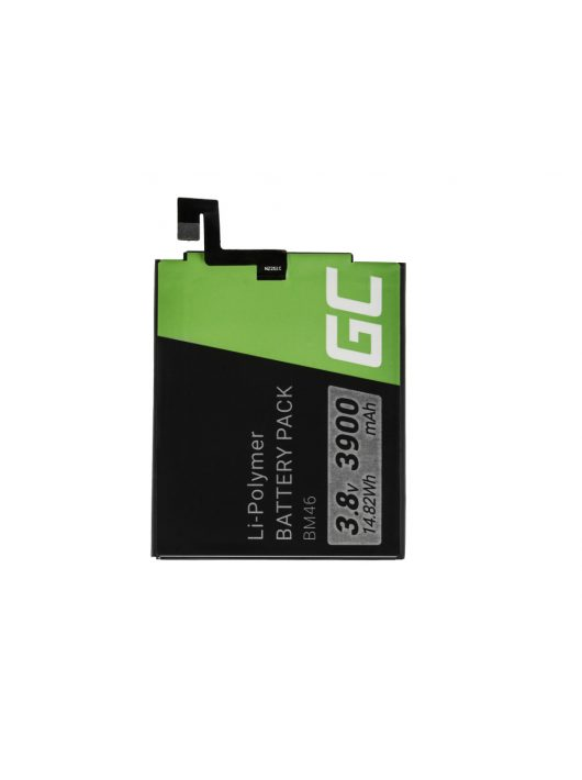 Green Cell akkumulátor / akku BM46  telefon Xiaomi Redmi Note 3