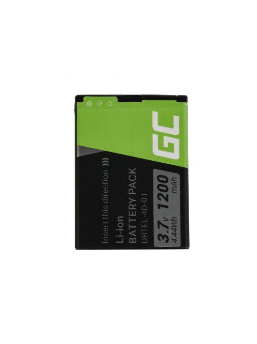 Green Cell akkumulátor / akku BS-01 BS-02  telefon myPhone 1075 Halo 2