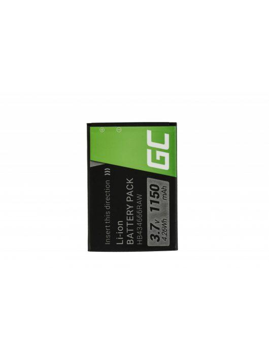 Green Cell akkumulátor / akku HB434666RAW  router Huawei E5336 E5573 E5577