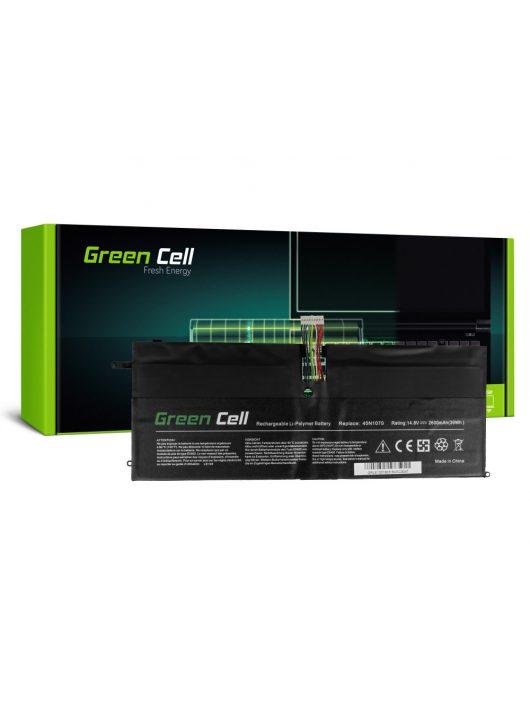 Green Cell akkumulátor / akku 45N1070 45N1071  Lenovo ThinkPad X1 Carbon 1 Gen 3443 3444 3446 3448 3460 3462 3463