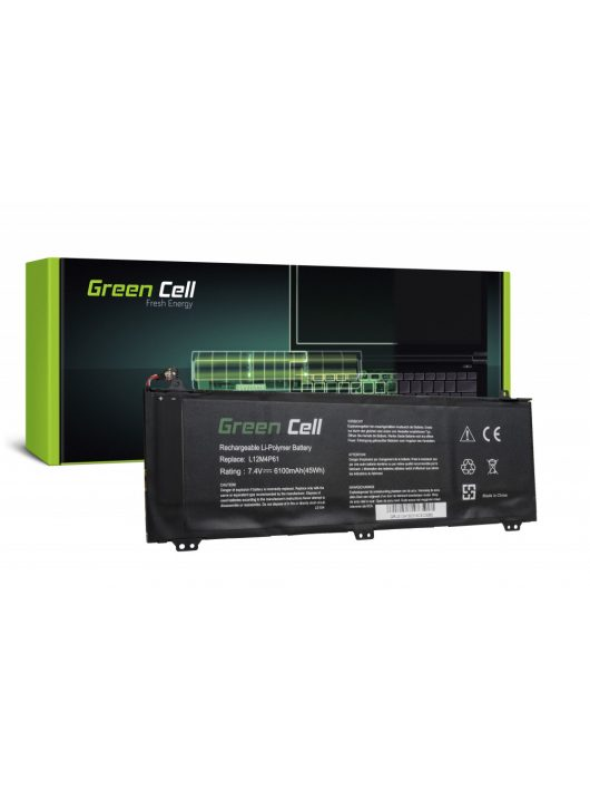 Green Cell akkumulátor / akku L12L4P61 L12M4P61  Lenovo IdeaPad U330 U330p U330t