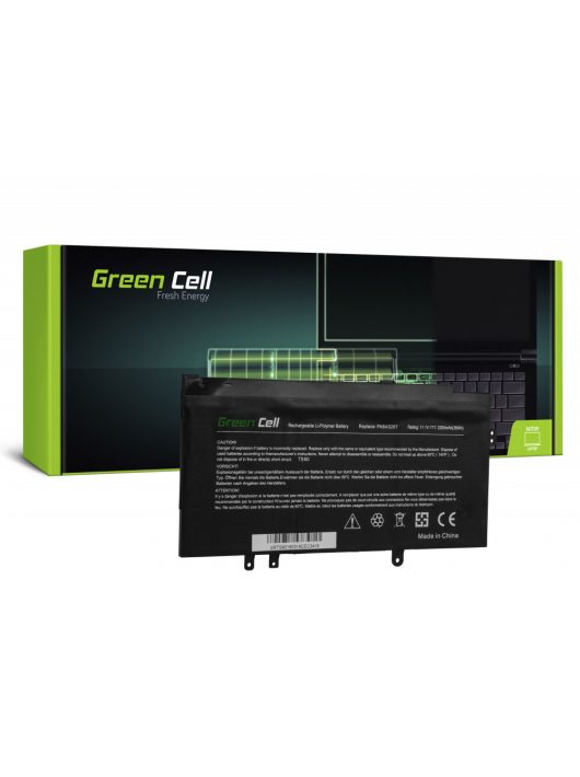 Green Cell akkumulátor / akku PA5073U-1BRS PABAS267  Toshiba Satellite U920t U925t