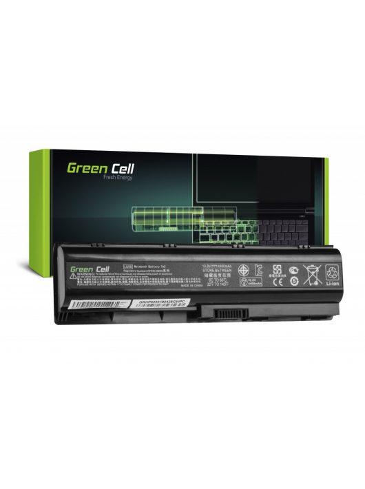 Green Cell akkumulátor / akku LU06 HSTNN-DB0Q HSTNN-LB0Q  HP TouchSmart TM2 TM2-2110EW