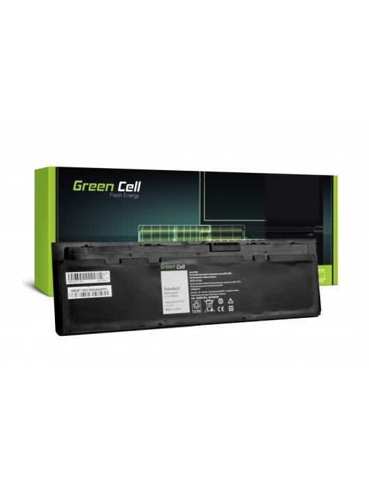 Green Cell akkumulátor / akku WD52H GVD76  Dell Latitude E7240 E7250