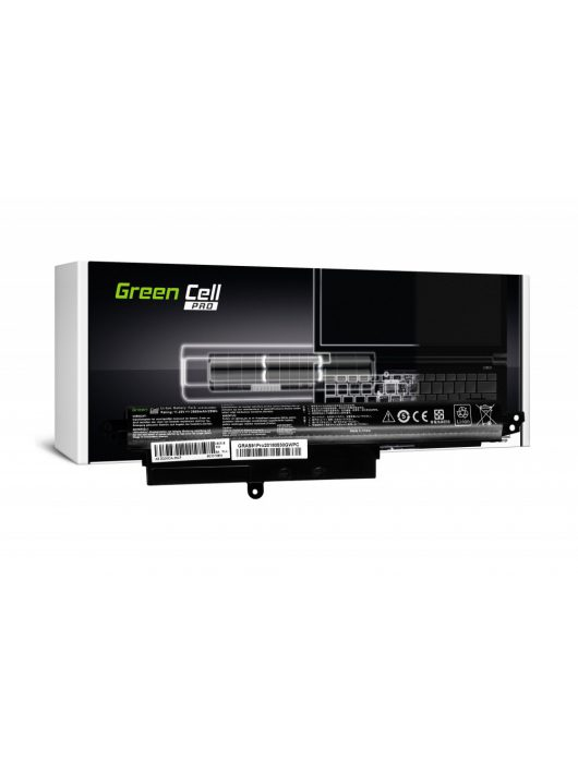 Green Cell Pro akkumulátor / akku A31N1302  Asus X200 X200C X200CA X200L X200LA X200M X200MA K200MA VivoBook F200 F200C